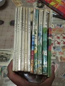 九年义务教育六年制小学教科书《数学》1-6册《语文》2-6册