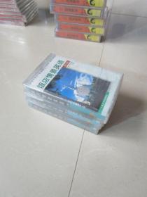 怀旧老磁带:饭店情景英语修订版1.2.3 盒装3盘全(未拆封)