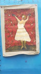 油画 *—— 广西省美协会员 中国美协会员,1998年毕业于桂林地区教育学院美术系,师承胡俊荣先生学习油画。后师承李富强老师,周松老师学习传统水墨。