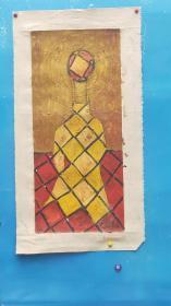 油画   //////   广西省美协会员 中国美协会员,1998年毕业于桂林地区教育学院美术系,师承胡俊荣先生学习油画。后师承李富强老师,周松老师学习传统水墨。