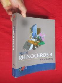 Inside Rhinoceros 4 (16开)【详见图】,附光盘