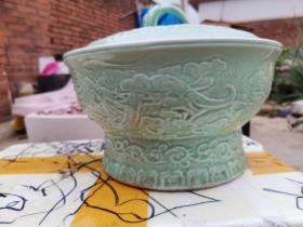 七八十年代精品老瓷锅