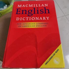 Macmillan English Dictionary for Advanced Learners of American English
