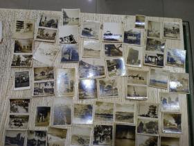风景老照片 65张合售(全部是名风景照)大概尺寸9 x 6.5      5.6 x 5.6