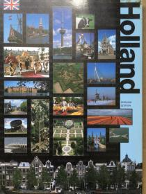 HOLLAND(荷兰风景图册 英文版)