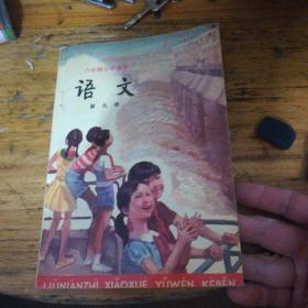 六年制小学课本语文第9册