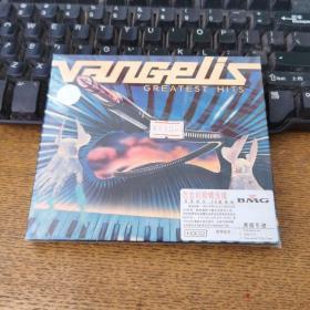 范吉利斯精选辑CD未开封