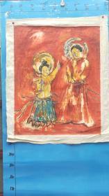 油画 ————  广西省美协会员 中国美协会员,1998年毕业于桂林地区教育学院美术系,师承胡俊荣先生学习油画。后师承李富强老师,周松老师学习传统水墨。