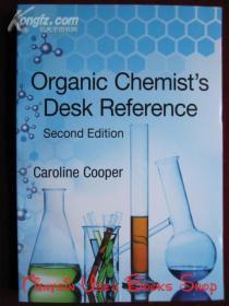 Organic Chemist's Desk Reference(Second Edition)有机化学家案头参考资料(第2版 英语原版 平装本)