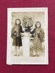 民国旗袍女子