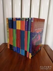 哈利波特,儿童版,英文书,青少年推荐阅读,全套8本包邮,Harry Potter