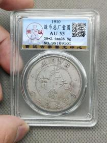 造币总厂光绪元宝盒子币