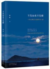 不负如来不负卿:六世达赖仓央嘉措的诗与情  姚敏著  北京十月文艺出版社