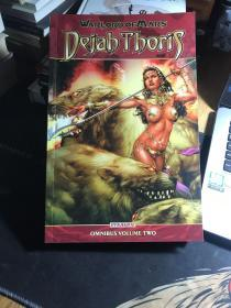 Warlord of Mars:Dejah Thoris Omnibus Vol.2 火星领主