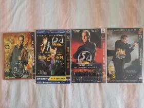 (DVD压缩精品电影)反恐24小时第1-7部(缺第4部)共11碟
