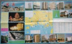 北海旅游图(1992年)