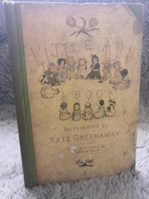 LITTLE ANN AND OTHER POEMS 含KATE GREENAWAY 彩图 三面书口刷蓝