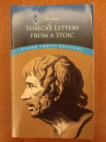 Seneca's Letters from a Stoic(简装)(进口原版,国内现货)