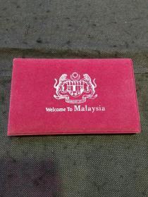 迷人大马真情之礼:马来西亚钱币