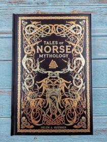 Tales of Norse Mythology 北欧神话传说皮革收藏版