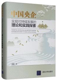 中国央企:实现可持续发展的理论和实践探索(精装)
