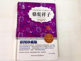 R174769 国家教育部推荐读物·语文新课标必读丛书--骆驼祥子·彩图珍藏版