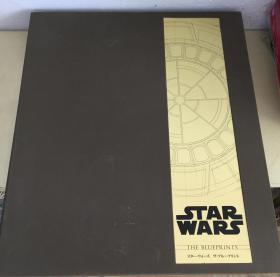 star wars the blueprints    星球大战蓝图 日文版