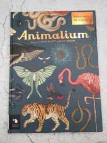 Animalium (Welcome to the Museum)欧版