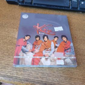 WWRK ONW跨年热卖精装版未开封CD+VCD