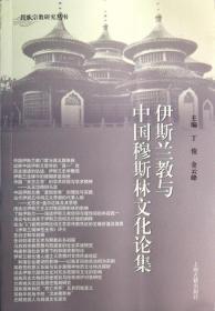 伊斯兰教与中国穆斯林文化论集/民族宗教研究丛书