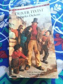 Oliver Twist[雾都孤儿](查尔斯•狄更斯代表作)