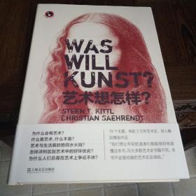 新视野人文丛书:   艺术想怎样?