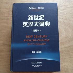 新世纪英汉大词典(缩印本)