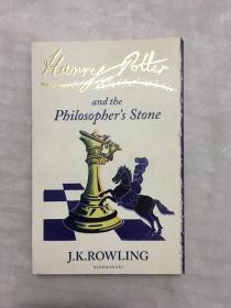 哈利波特与魔法石签名版Harry Potter and the Philosopher's Stone