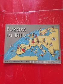 EUROPA IM BILD(木卫二在图片中)老地图  看图