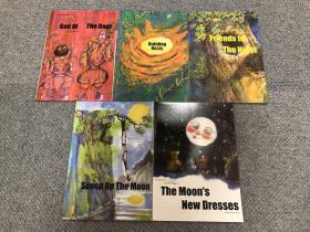 张哲铭 Creative Language 视觉语言系列英文版5册(与店内该作者其他套装一同出售,单独拍下不发货)