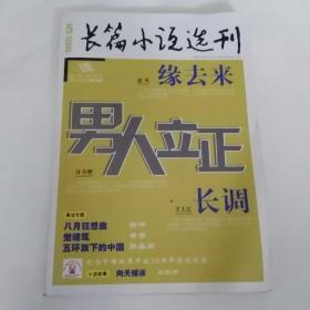 长篇小说选刊2008年5