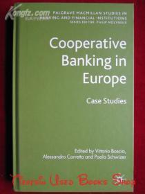 Cooperative Banking in Europe: Case Studies(英语原版 精装本)欧洲的合作银行:案例研究