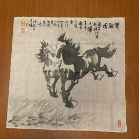 师鸿双俊图【1991年】