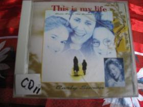 THIS  IS  LIFE  CD  R版拆封。