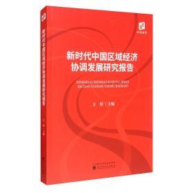 新时代中国区域经济协调发展研究报告