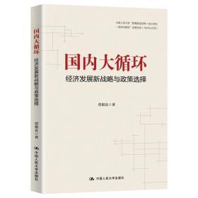 现货 国内大循环:经济发展新战略与政策选择
