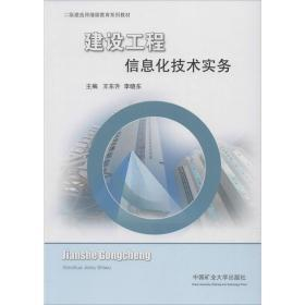 建设工程信息化技术实务/二级建造师继续教育系列教材