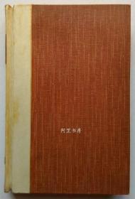 《哥德史密斯诗歌全集》1906年英国牛津版私人定制豪华牍皮纸书脊精装插图本