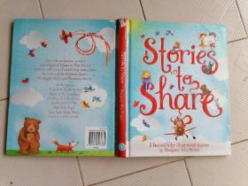 Stories to Share : 8 beautifully illustrated stories