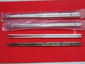 银筷子四双[重244.4克]