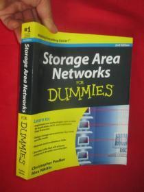 Storage Area Networks for Dummies     (16开)    【详见图】