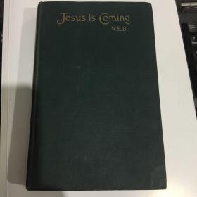 民国北洋政府时期1916年版的——Jesus is Coming(耶稣来了)