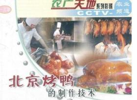 北京烤鸭制作技术大全/烤鸭制作技术教程