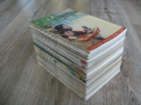 六年制小学课本 语文 12册全+数学12册 共24本合售